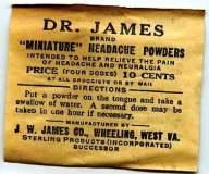 JamesJWCo-10-1bR(SterlingProductsIncSucessor)