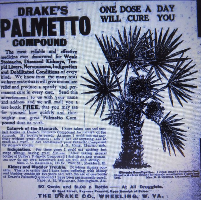 SterlingRemedyCo-DrakesPalmetto-6a-1910-1(BiloxiHerald)